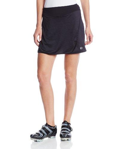 Pearl Izumi Damen Rock Superstar Skirt, Black Texture, S, P11211322