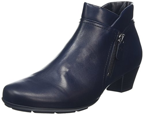 Gabor Shoes Basic, Stivaletti Donna Blu (river 26)