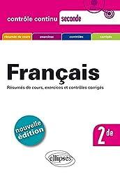 Français Seconde