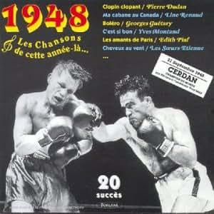 1948 : Les Chansons de cette année là...