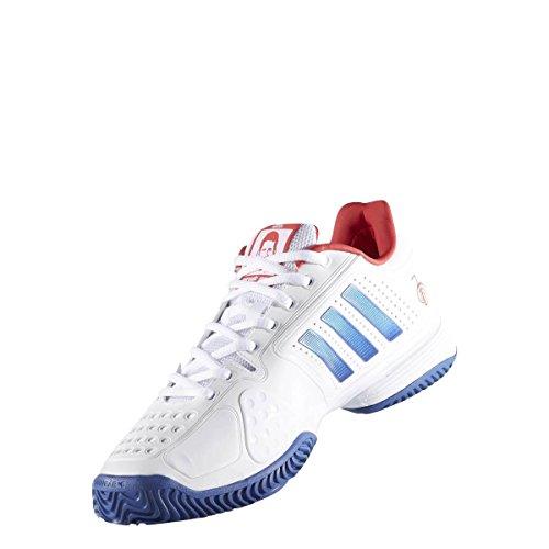Adidas Novak Pro–ftwwht/croyal/Scarle, Mehrfarbig, 14