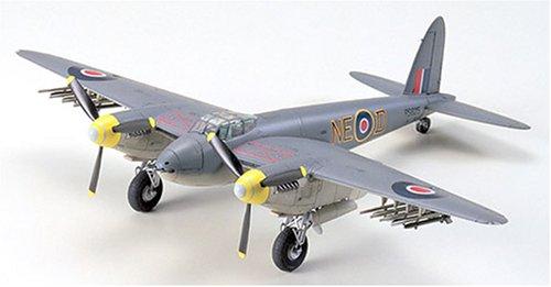 TAMIYA 300060747 - Luftfahrt, 1:72 De Havilland Mosquito FB Mk - Rc-flugzeuge 4 Maßstab 1