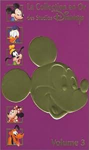 La Collection en or des Studios Disney Volume 3 [VHS]