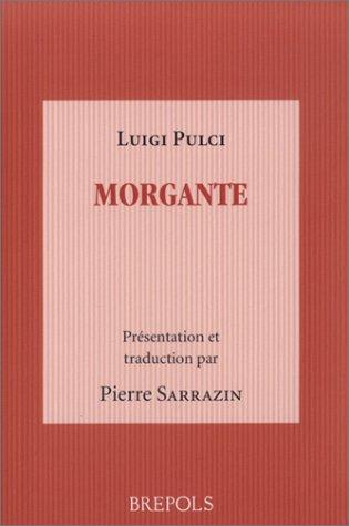Morgante par Luigi Pulci