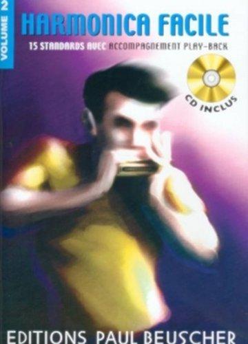 Harmonica Facile Vol.2 + CD --- Harmonica