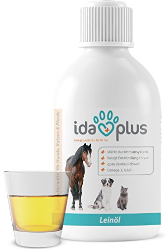 AniPlus - Leinöl 500 ml für Pferde
