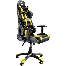 Diablo® X-One Gaming Silla de Oficina Mecanismo de inclinación soporta hasta 150 kg