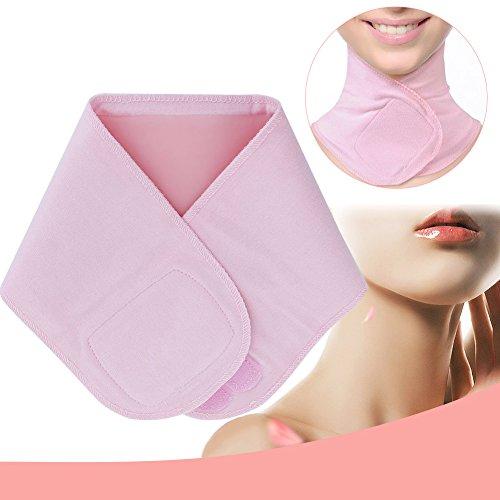 Neck Mask, Antiarrugas para el Cuello, Neck Pad, ¡Reutilizable! ¡¡Para un cuello más liso y libre de arrugas!