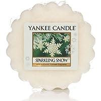 Yankee Candle Duftwachstörtchen / Tart Sparkling Snow, 1 Stück preisvergleich bei billige-tabletten.eu