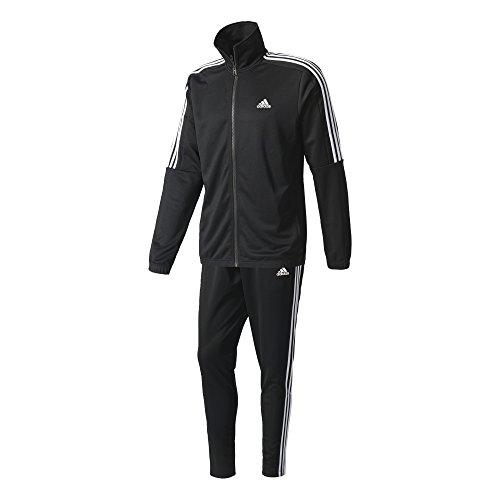 adidas Herren Tiro-BK4087 Trainingsanzug, Black/White, 10