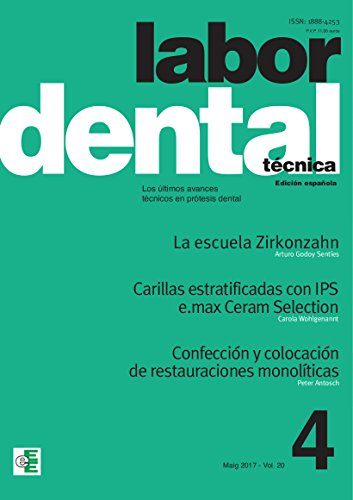 Labor Dental Técnica n4 2017: n 4 vol.20