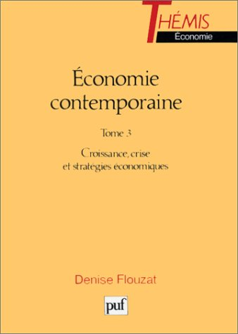 Economie contemporaine, 7e édition