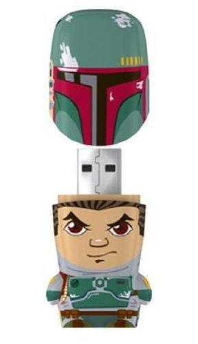 Mimobot Star Wars Boba Fett 16GB USB Flash Drive (Mimobot Wars Star)