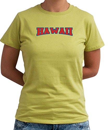 Camiseta-de-Mujer-CLASSIC-Hawaii