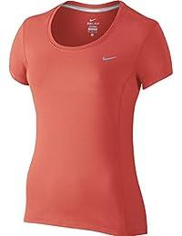 Amazon.es  camisetas nike mujer - 50 - 100 EUR   Camisetas y camisas ... c98179f499836