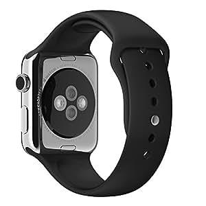 Apple Watch 42mm Black Sport Band - MJ4Q2ZM/A