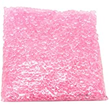 Evilandat Lot De 5000 Pierres Fantasies Cristales Décoration De Table Porte Monnaie Chassures Vetements Bling Faux Acrylique Rose