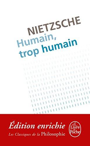 En ligne Humain, trop humain (Classiques) epub, pdf