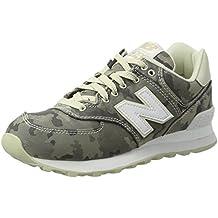 New Balance WL574, Zapatillas Deportivos Mujer