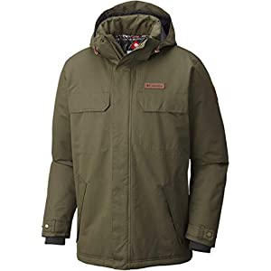 Columbia Rugged Path Jacket Chaqueta Impermeable, Hombre