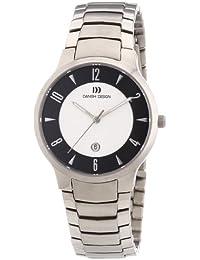 Danish Design Damen-Armbanduhr XS Analog Quarz Titan 3326584