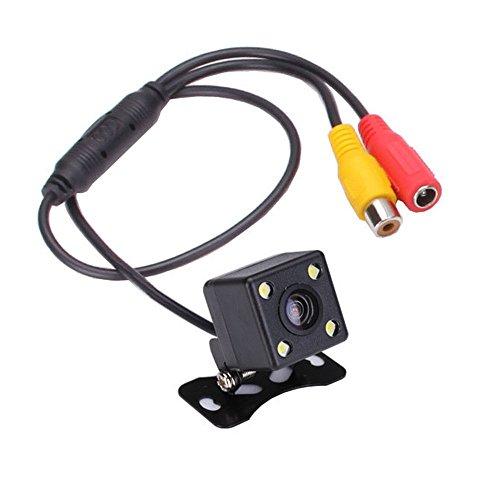 Universal-backup-kamera (gzq Auto Backup Kamera Universal HD Wasserdicht Auto CCD Monitor-Kit mit Night Vision 170Grad Weitwinkel)