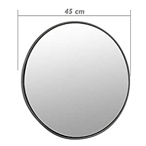 Miroir convexe de la circulation 45cm pour la s curit for Miroir high tech