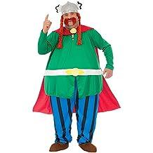 Disfraz de Abraracourcix Cabo del Pueblo de los Gallos de Asterix Talla XL