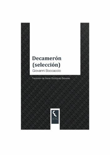Decamerón (antoloxía) (Galician Edition)