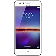 Huawei Y3 II Pro Version 8GB 4G Color blanco - Smartphone (SIM doble, Android, EDGE, GPRS, HSPA, LTE, Micro-USB B)