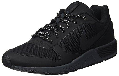 Nike Nightgazer Trail, Chaussures de Gymnastique Homme Noir (Noir/Noir)