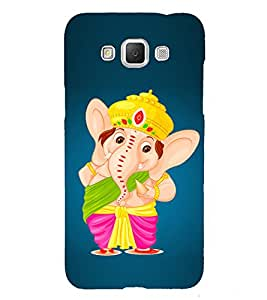 Lord Ganesha 3D Hard Polycarbonate Designer Back Case Cover for Samsung Galaxy Grand Max G720