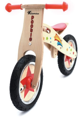 Image of Pootle Wooden Balance Bike