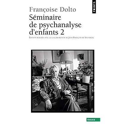 Séminaire de psychanalyse d'enfants, tome 2
