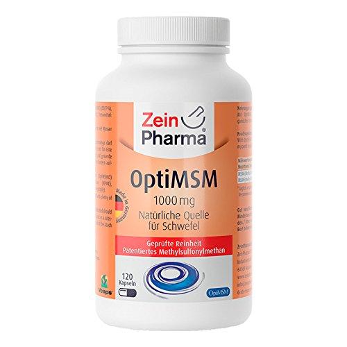 Optimsm 1.000 mg Kapseln 120 stk -