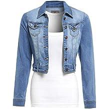 Suchergebnis Auf Amazon De Fur Kurze Jeansjacke