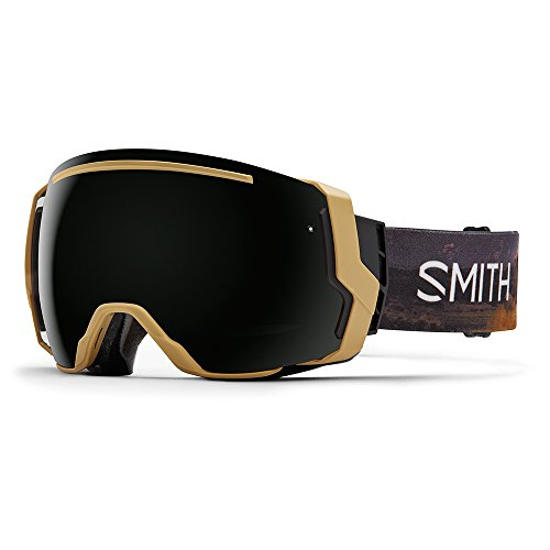 Smith Optics I/O 7 Goggle, Unisex, I/O 7, Prairie Buffalo/Blackout, Taglia unica