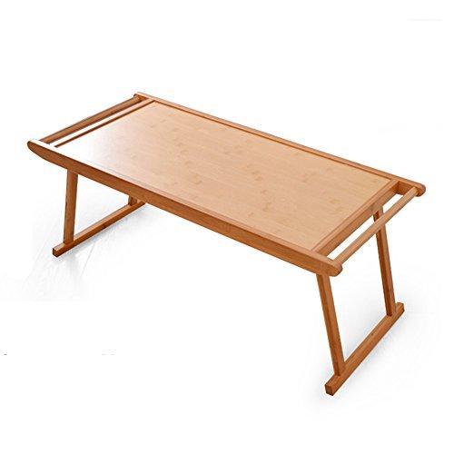 LiuJianQin ZDZ Mesa Plegable/Mesa de Centro Plegable/Mesa portátil/Escritorio pequeño/Tamaño Opcional (Tamaño : 96 * 43 * 39CM)