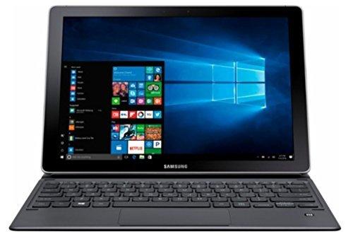 Samsung Galaxy Book 2-in-1 PC-10.6 1920x1280,Dual-core processor, 4GB RAM,128GB storage,Windows (wifi)- Silver image