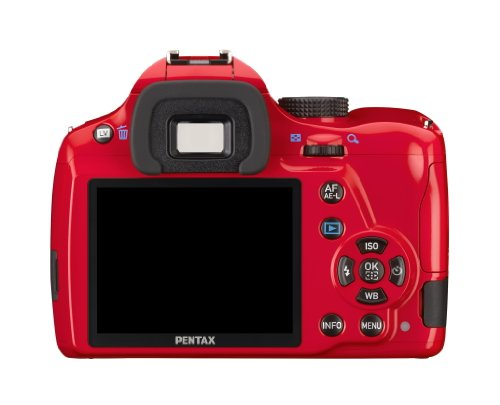 Pentax-K-50-Corpo-Macchina-Sensore-CMOS-APS-C-da-1649-Megapixel-Display-LCD-da-3-Video-Full-HD-Rosso