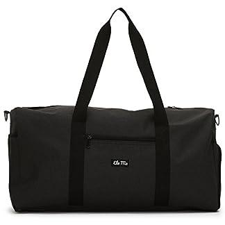 Ela-Mos-Elegante-Sporttasche-Reisetasche-mit-Schuhfach-38-Liter-Handgepck-Weekender-fr-Frauen-und-Mnner-in-6-trendigen-Designs