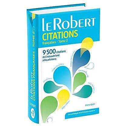 Dictionnaire de citations françaises Poche Plus - Tome 2 (2)