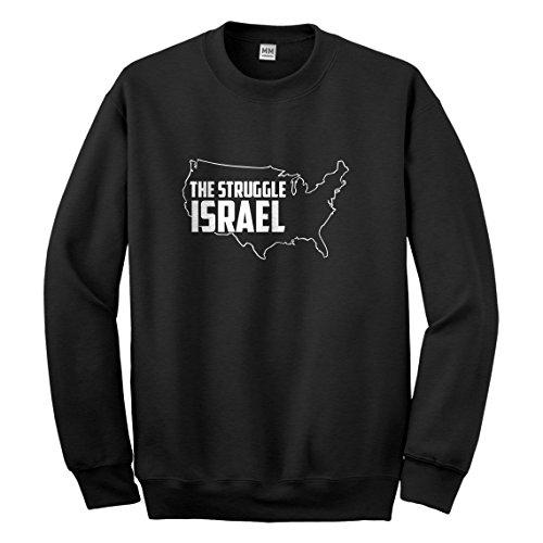 Indica Plateau Kampf Israel Sweatshirt
