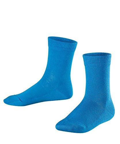 FALKE Family Jungen Socken, Blau (Regatta 6160), 39/42