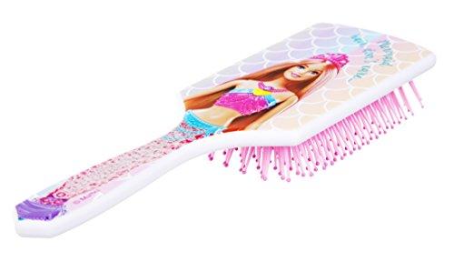 Barbie Mermaid Paddle Hair Brush