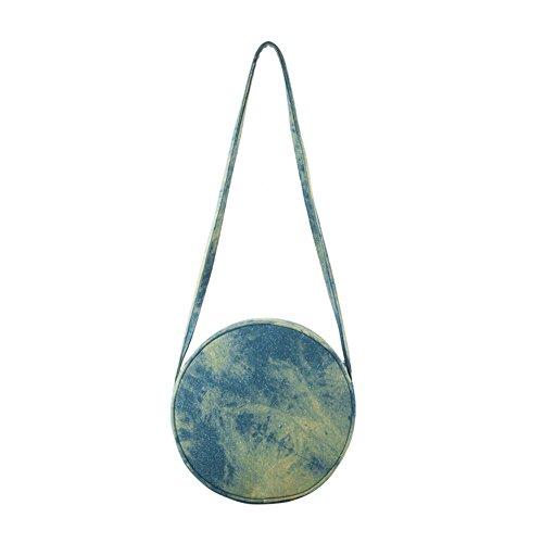 Star cowboy bag, borsetta creativa personalizzata-A B