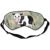 Crazy Cow 99% Eyeshade Blinders Sleeping Eye Patch Eye Mask Blindfold For Travel Insomnia Meditation preisvergleich bei billige-tabletten.eu