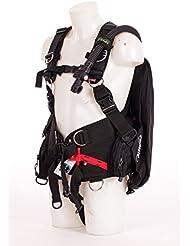 Zeagle Ranger W BCD Gilet de plongée-Homme-Noir-Taille M
