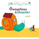 Comptines a chanter, m. Audio-CD