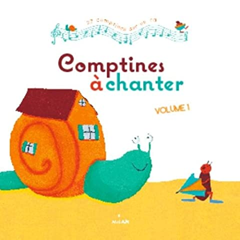 Chansons Marianne - Comptines à chanter, vol. 1 +